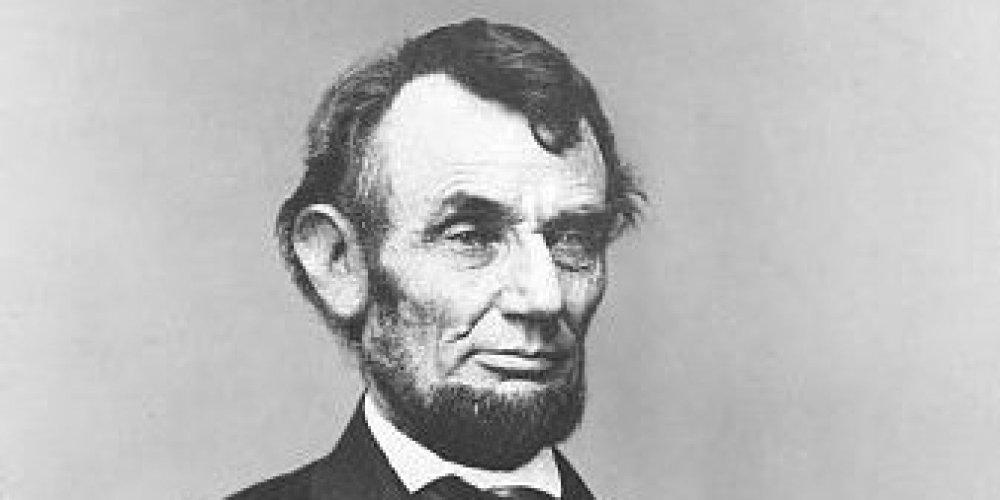 Abraham-Lincoln-Portrait-